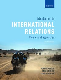 bokomslag Introduction to International Relations: Theories and Approaches