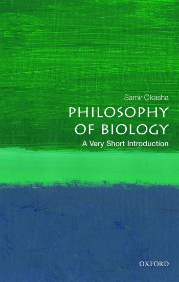 bokomslag Philosophy of Biology: A Very Short Introduction