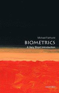 bokomslag Biometrics: A Very Short Introduction