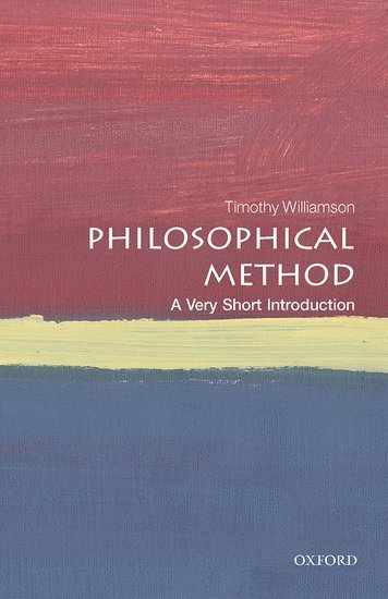 Philosophical Method: A Very Short Introduction 1