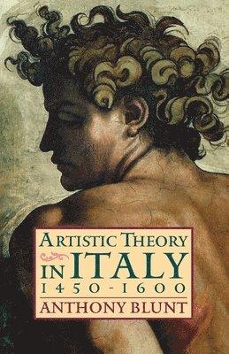 bokomslag Artistic Theory in Italy 1450-1600