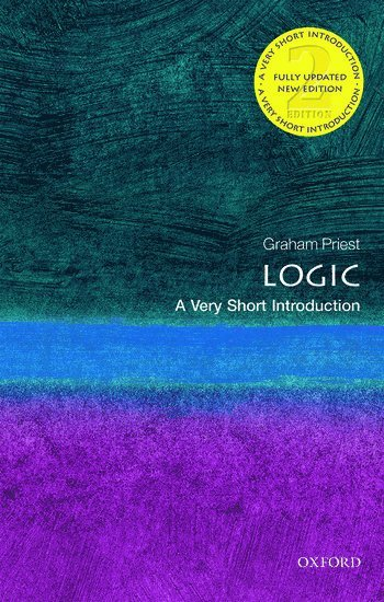bokomslag Logic: A Very Short Introduction
