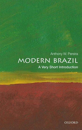 bokomslag Modern Brazil: A Very Short Introduction