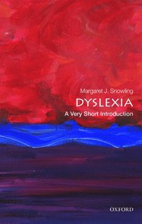 bokomslag Dyslexia: A Very Short Introduction