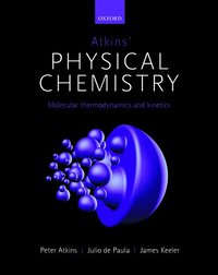 bokomslag Atkins' Physical Chemistry 11e