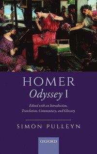 bokomslag Homer, Odyssey I