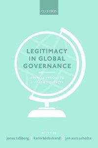 bokomslag Legitimacy in Global Governance