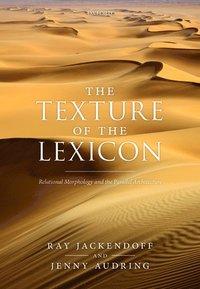 bokomslag The Texture of the Lexicon
