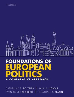 bokomslag Foundations of European Politics