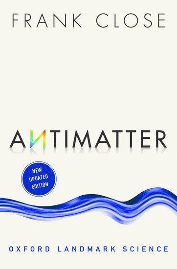 bokomslag Antimatter