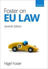 bokomslag Foster on EU Law