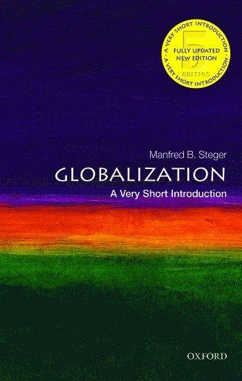 bokomslag Globalization: A Very Short Introduction
