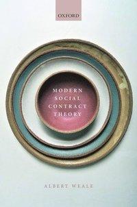 bokomslag Modern Social Contract Theory