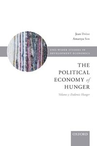 bokomslag Political Economy of Hunger
