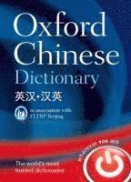 bokomslag Oxford Chinese Dictionary
