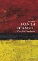 bokomslag Spanish literature: a very short introduction
