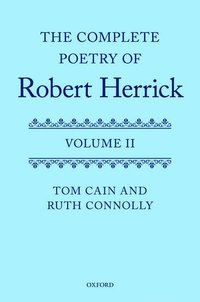 bokomslag The Complete Poetry of Robert Herrick