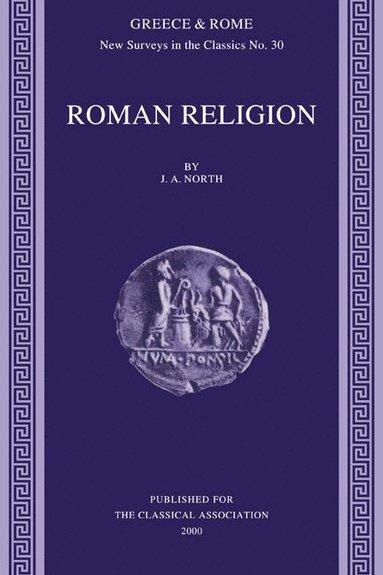 bokomslag Roman Religion
