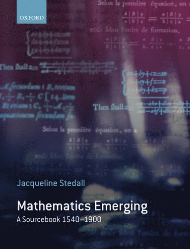 bokomslag Mathematics Emerging
