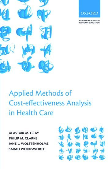 bokomslag Applied Methods of Cost-effectiveness Analysis in Healthcare