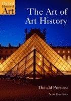 bokomslag Art of art history - a critical anthology