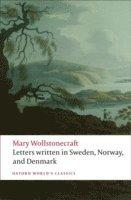 bokomslag Letters written in sweden, norway, and denmark