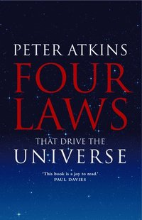 bokomslag Four Laws That Drive the Universe