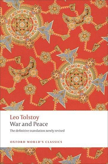 bokomslag War and peace
