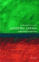 bokomslag Modern Japan: A Very Short Introduction
