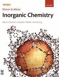 bokomslag Shriver and Atkins' Inorganic Chemistry