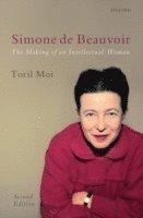 bokomslag Simone de beauvoir - the making of an intellectual woman