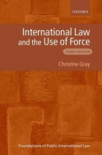 bokomslag International Law and the Use of Force