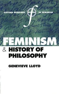 bokomslag Feminism and History of Philosophy