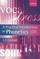 bokomslag Practical introduction to phonetics