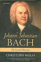 bokomslag Johann sebastian bach - the learned musician