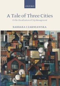 bokomslag A Tale of Three Cities