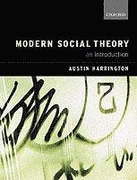 bokomslag Modern Social Theory