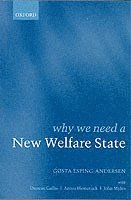 bokomslag Why we need a new welfare state
