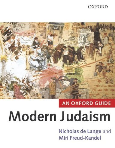bokomslag Modern Judaism: An Oxford Guide