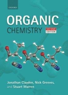 bokomslag Organic Chemistry