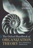 bokomslag Oxford handbook of organization theory
