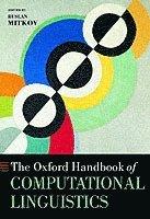 bokomslag The Oxford Handbook of Computational Linguistics