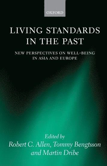bokomslag Living Standards in the Past