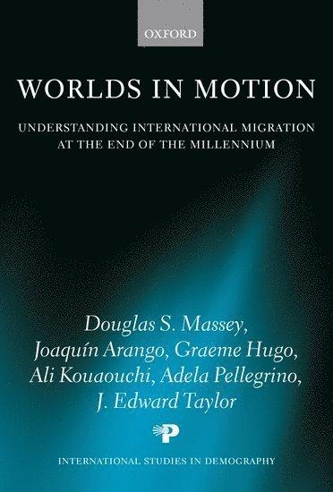 bokomslag Worlds in Motion
