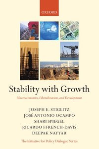 bokomslag Stability with Growth