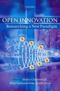 bokomslag Open Innovation