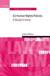 bokomslag EU Human Rights Policies