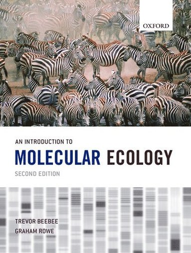 bokomslag An Introduction to Molecular Biology