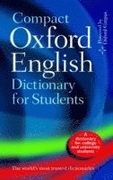 bokomslag Compact Oxford English Dictionary for University and College Students