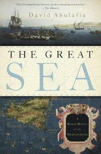bokomslag The Great Sea: A Human History of the Mediterranean
